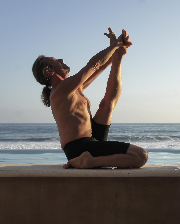 Swaha Yoga with Ron in Crete