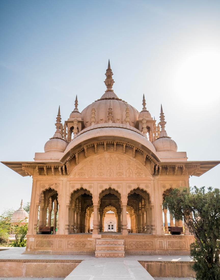 Vrindavan Tempel