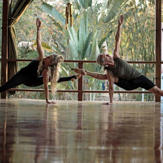 Swaha Yoga Retreat with Marla and Ron