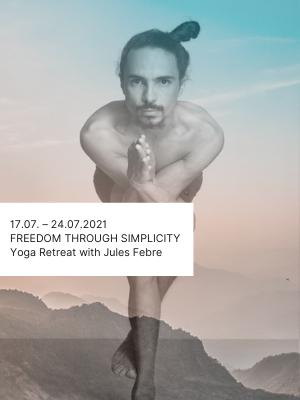 Jivamukti Yoga Retreat Reise Yogatravel mit Jules Febre