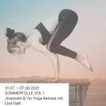 Lina Galli Yoga Retreat 1