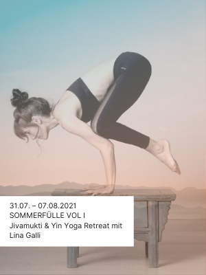 Lina Galli Yoga Retreat 1