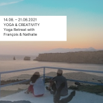 Yoga Creativity Retreat Reise Crete