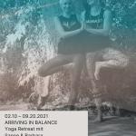 Yoga Retreat Reise Iliohos