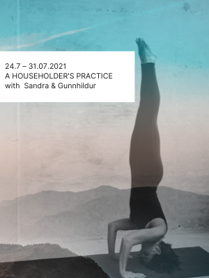 Yoga Retreat Reise Travel Juli