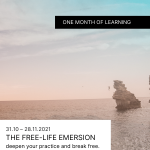 free life emersion 2021 crete