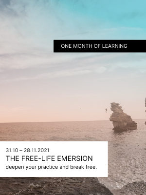free life emersion 2021 crete