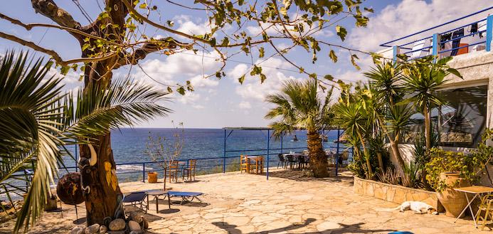 pavlos place in crete yogatravel