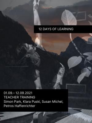 Simon Pak Teacher Training